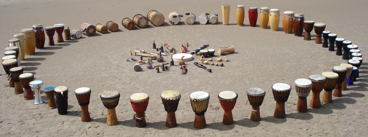 About druming
